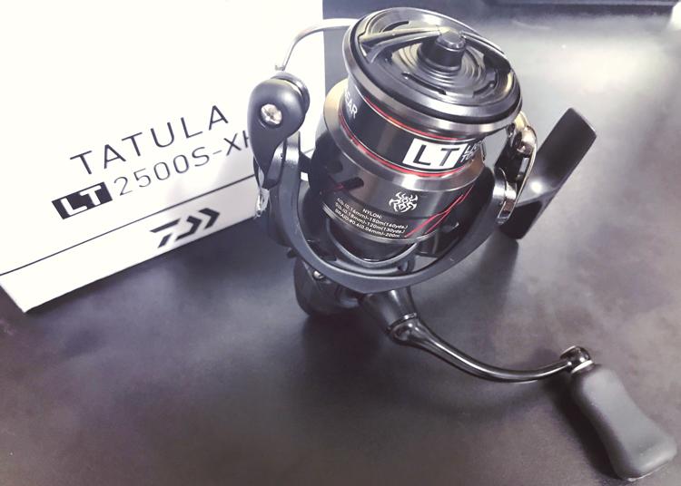 18タトゥーラLT2500S-XH外観