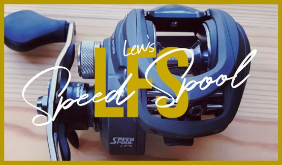 【ルー】ガツガツ使える$99リール!LEW'S SPEED SPOOL LFS【スピードスプール】